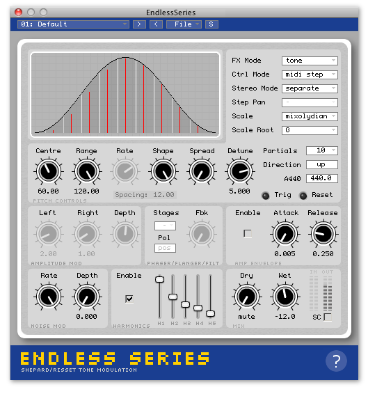 Endless Series version 3 screenshot
